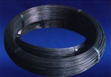 Mid-fine oil quenching-tempering spring steel wire